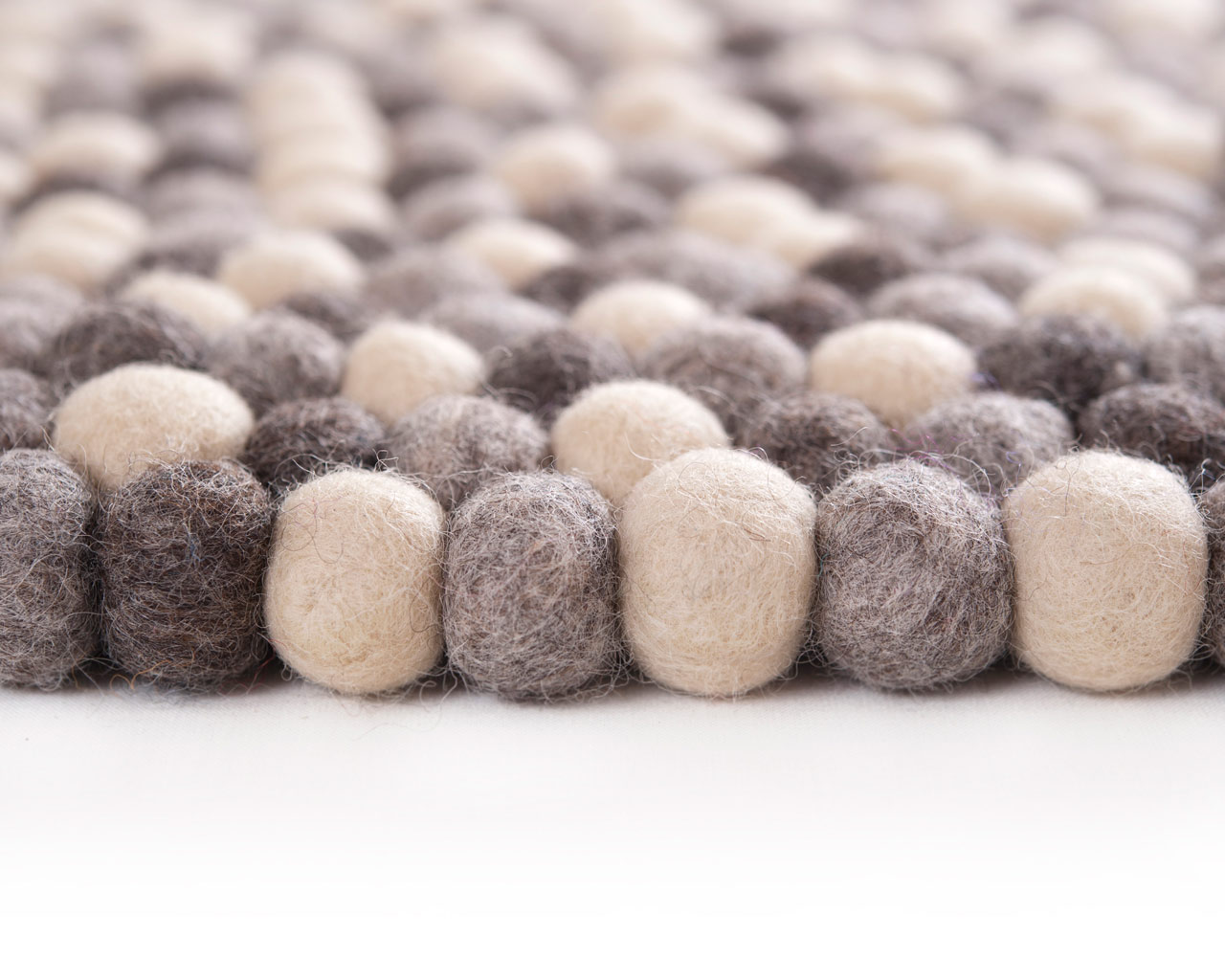 140cm carpet balls natural handmade