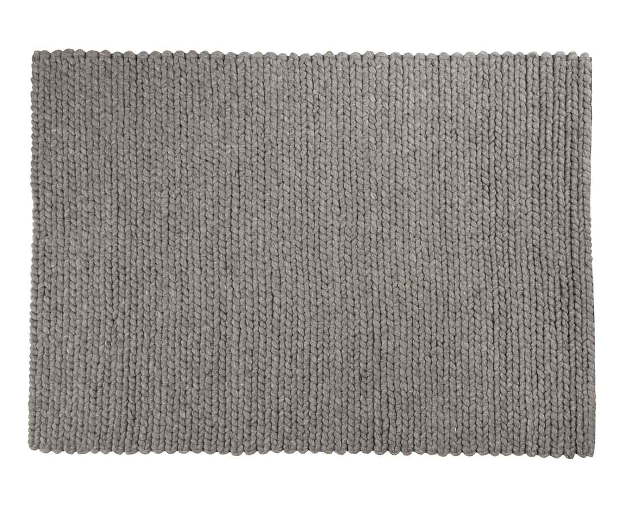 wall rugs grey wool against noise handmade 1